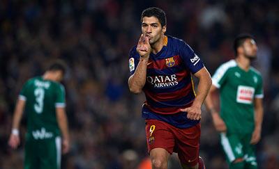 Chi tiết Barca - Eibar: Suarez rực sáng (KT) - 7