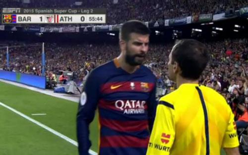 Chửi tục trọng tài, Mascherano có thể lỡ El Clasico - 2
