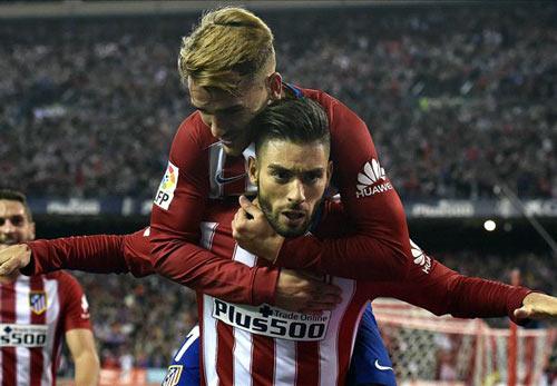 Atletico Madrid - Valencia: Bảo toàn thành quả - 1
