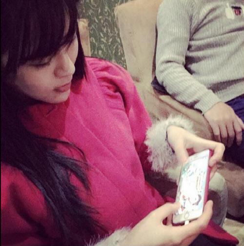Hình ảnh mới nhất của hot girl Tú Linh sau scandal - 7