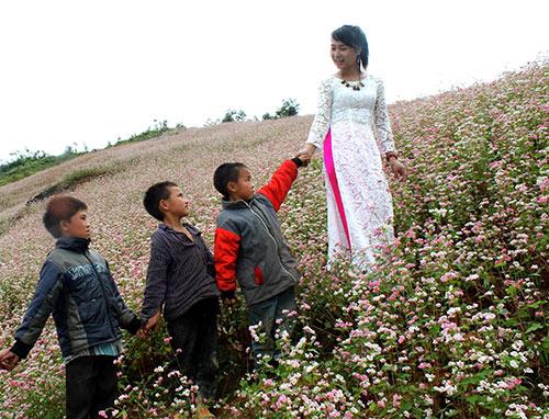 Khám phá những vùng hoa tam giác mạch đẹp nhất Việt Nam - 3