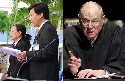 Thẩm phán sẽ mặc áo thụng đen khi xét xử - 1