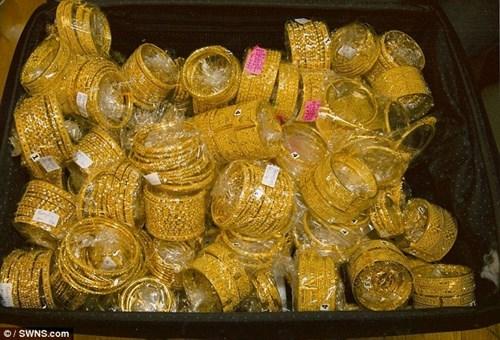 Đấu giá 150 kg vàng buôn lậu được định giá 82,5 tỉ đồng - 4