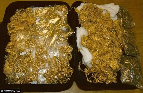 Đấu giá 150 kg vàng buôn lậu được định giá 82,5 tỉ đồng - 5