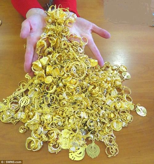 Đấu giá 150 kg vàng buôn lậu được định giá 82,5 tỉ đồng - 8