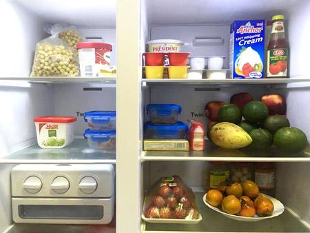 Hoàng Bách nhìn tủ lạnh, đoán tính cách - 3