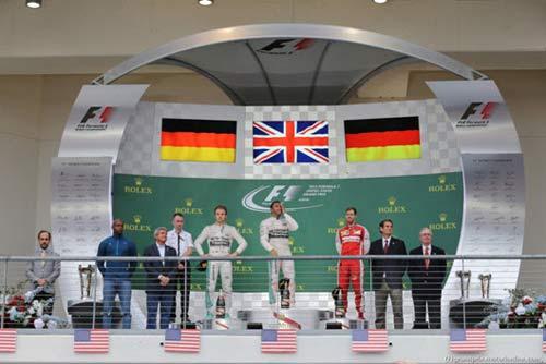 F1, United States GP: Thế giới của Hamilton - 3