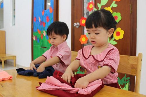 Kích hoạt tiềm năng trí tuệ trẻ với Phương án 0 tuổi - 2