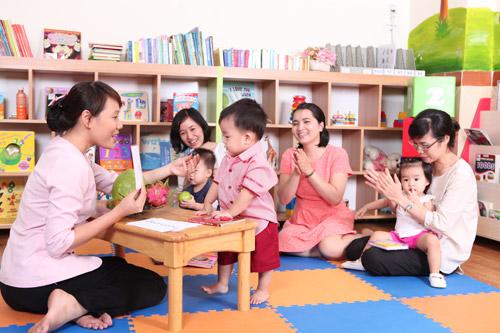 Kích hoạt tiềm năng trí tuệ trẻ với Phương án 0 tuổi - 5