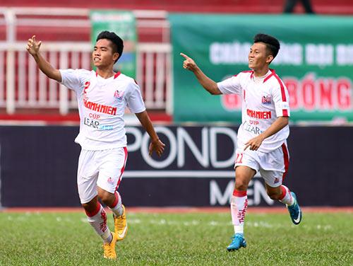 """Giải U21 Clear Men Cup: Chủ nhà TP.HCM """"bay"""" vào bán kết - 3"""