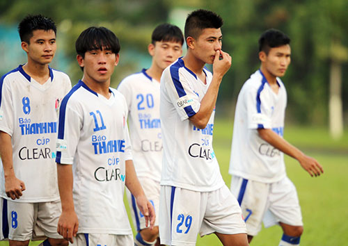 """Giải U21 Clear Men Cup: Chủ nhà TP.HCM """"bay"""" vào bán kết - 14"""