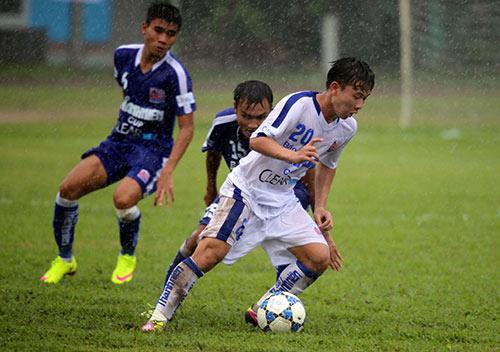 """Giải U21 Clear Men Cup: Chủ nhà TP.HCM """"bay"""" vào bán kết - 11"""