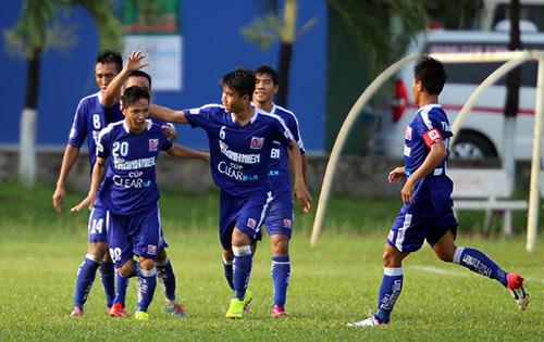 """Giải U21 Clear Men Cup: Chủ nhà TP.HCM """"bay"""" vào bán kết - 12"""