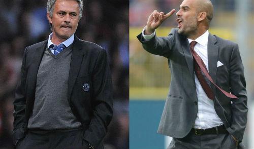 Pep lưỡng lự với Bayern, sẵn sàng thế chỗ Mourinho - 1