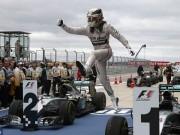 Thể thao - United States GP: Hamilton vô địch sớm