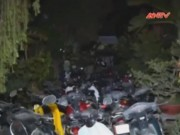 """Video An ninh - Giật mình kho xe gian """"siêu khủng"""" tại Khánh Hòa"""