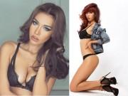 Thời trang - 5 người mẫu Việt có thân hình sexy hiếm ai sánh bằng