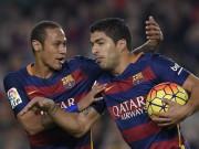 Bóng đá - Neymar, Suarez thăng hoa: Còn ai nhớ Messi