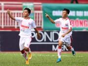 """Bóng đá - Giải U21 Clear Men Cup: Chủ nhà TP.HCM """"bay"""" vào bán kết"""