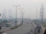 """Tin tức Việt Nam - Ô nhiễm bụi, tiếng ồn """"phủ"""" nhiều điểm tại TP.HCM"""