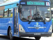 Tin tức trong ngày - TPHCM đã cho phép quảng cáo trên xe buýt