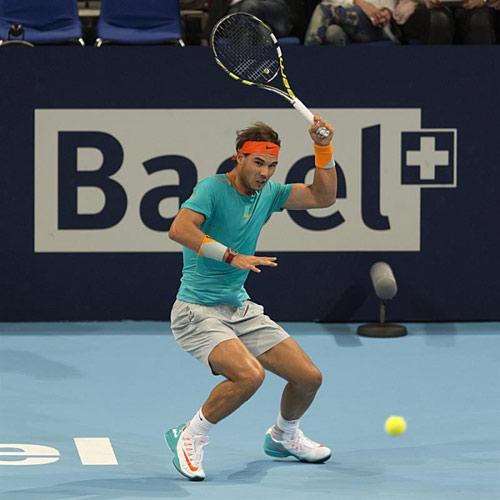Nadal - Rosol: Đầy kịch tính (V1 Basel Open) - 1