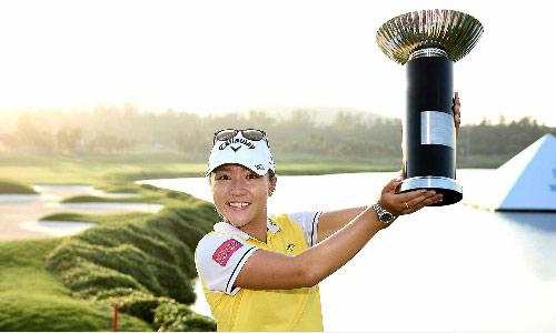 Golf 24/7: Thần đồng Lydia Ko lại lập kì tích - 1