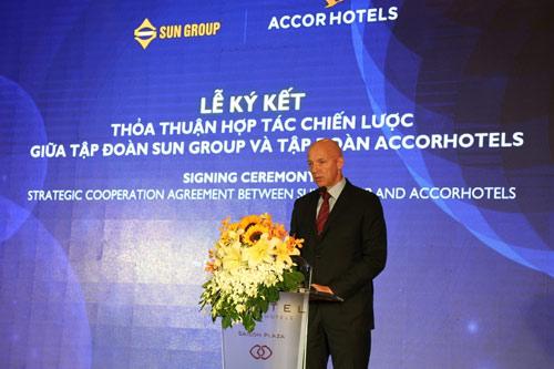 Tập đoàn Sun Group hợp tác chiến lược với tập đoàn quản lý AccorHotels - 3