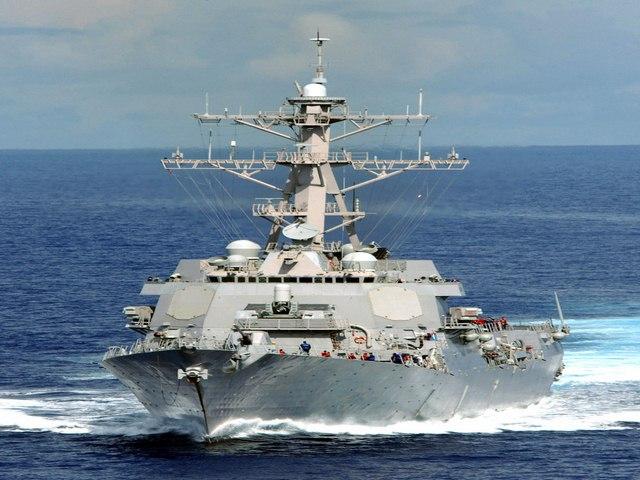 """Chi tiết chiến hạm Mỹ """"thách thức"""" TQ ở Biển Đông - 1"""