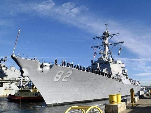 """Chi tiết chiến hạm Mỹ """"thách thức"""" TQ ở Biển Đông - 3"""
