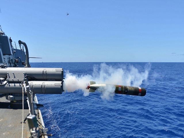 """Chi tiết chiến hạm Mỹ """"thách thức"""" TQ ở Biển Đông - 5"""