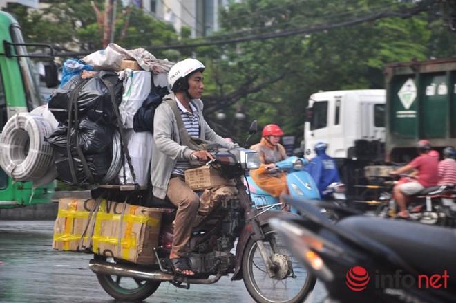 Xe mù vẫn tung hoành khắp đường phố Sài Gòn - 13