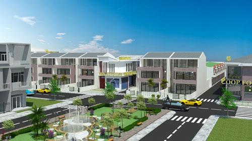 Nhà phố liên kế Hhome – Cơ hội vàng đầu tư và an cư - 1