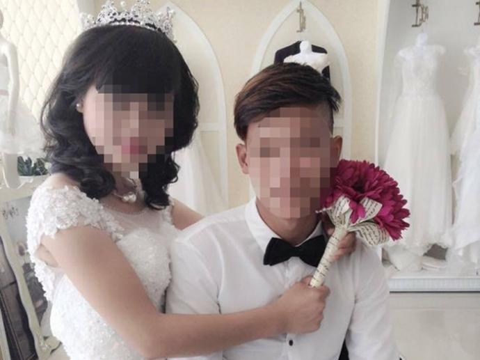 Cô dâu 14 tuổi ở Hà Tĩnh: Bố mất chức, con bị điều tra - 1