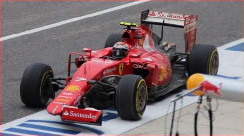 Phía sau vạch đích US GP: Vettel vẫn chiến đấu (P2) - 1