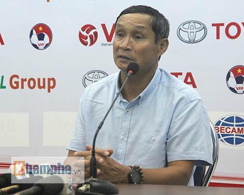 Ông Chung xem giải U21, chọn quân cho U23 Việt Nam - 1