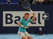 Thể thao - Nadal - Rosol: Đầy kịch tính (V1 Basel Open)