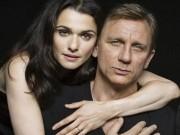 """Phim - Những nàng """"Bond girl"""" ngoài đời thực của Daniel Craig"""