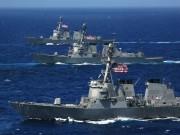 """Thế giới - Chi tiết chiến hạm Mỹ """"thách thức"""" TQ ở Biển Đông"""
