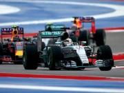 Thể thao - Phía sau vạch đích US GP: Xướng tên Mercedes (P1)