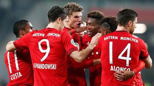 """Wolfsburg - Bayern Munich: """"Sát thủ"""" đáng sợ - 1"""
