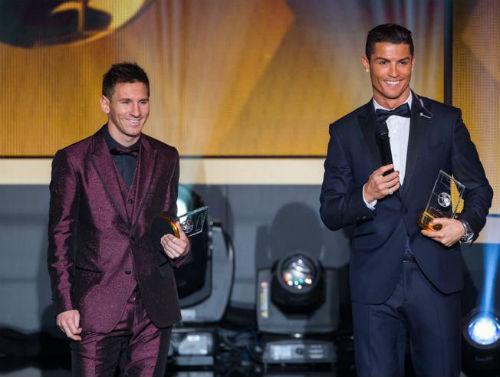 """Bầu chọn QBV: Người Brazil """"yêu"""" Messi hơn Neymar - 1"""