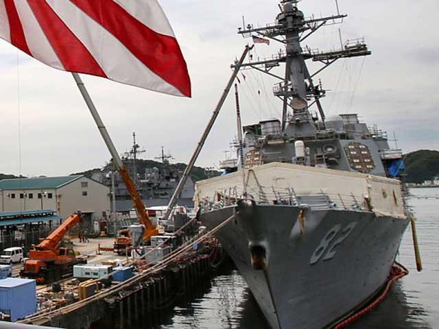 Mỹ sẽ điều thêm tàu chiến, tuần tra đảo nhân tạo ở Trường Sa - 1