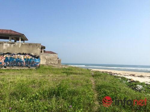 Resort trăm tỷ bỏ hoang hàng km trên bờ biển - 1