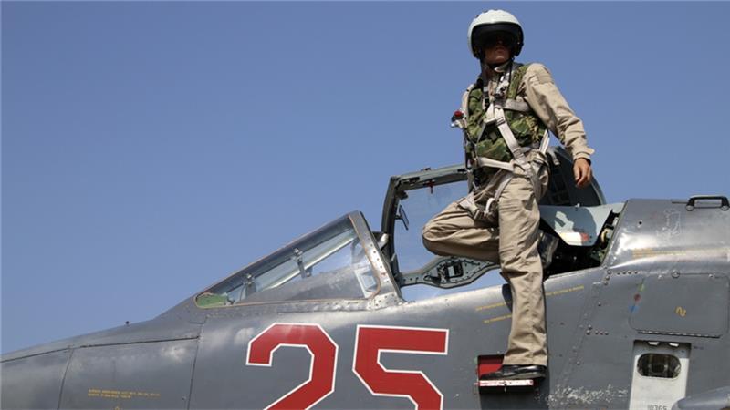 Binh sĩ Nga đầu tiên thiệt mạng tại Syria: Do tự sát - 1