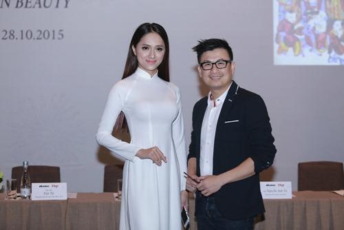 Hương Giang Idol kín đáo vẫn nổi bật - 3