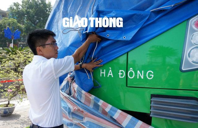 """Hình ảnh """"đập hộp"""" đoàn tàu mẫu Cát Linh - Hà Đông - 1"""