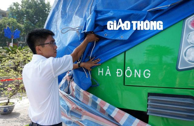"""Hình ảnh """"đập hộp"""" đoàn tàu mẫu Cát Linh - Hà Đông - 4"""