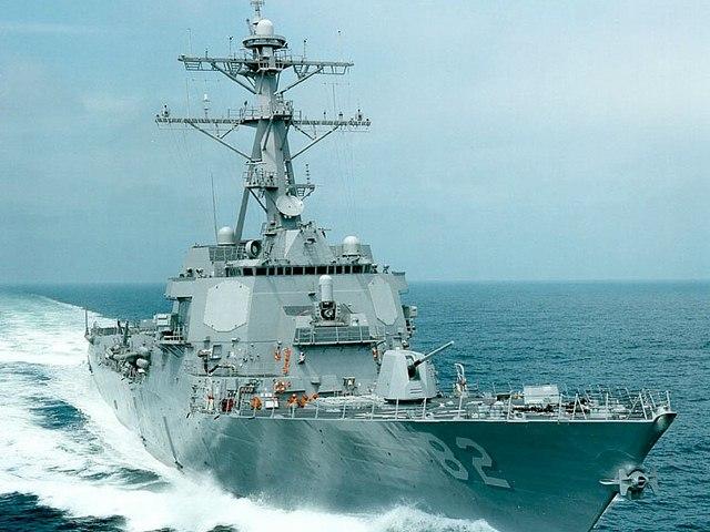 """Mỹ điều tàu chiến tới biển Đông: Báo TQ kêu gọi """"bình tĩnh"""" - 1"""