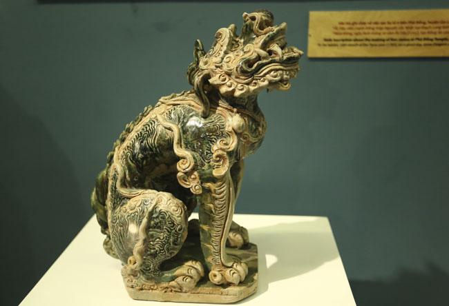 Chiêm ngưỡng linh vật Việt Nam bằng vàng ròng - 15